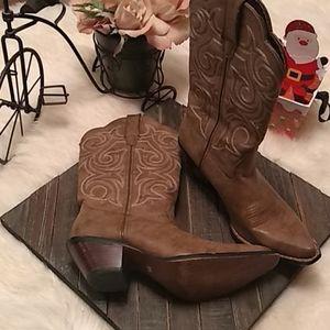 Durango Cowgirl Boots Size 9 Women's